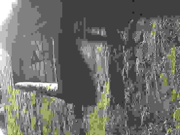 キッズスマイル オリジナルスタイルの 玄関&廊下&階段 の a*lulu Barn アルルバーン オリジナル