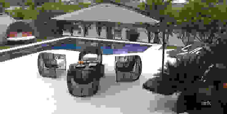 Pool by RUTE STEDILE INTERIORES & ARQUITETOS ASSOCIADOS