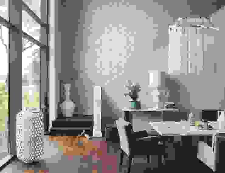 Paredes y pisos de estilo  por HannaHome Dekorasyon