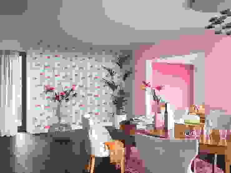 de estilo tropical por HannaHome Dekorasyon , Tropical