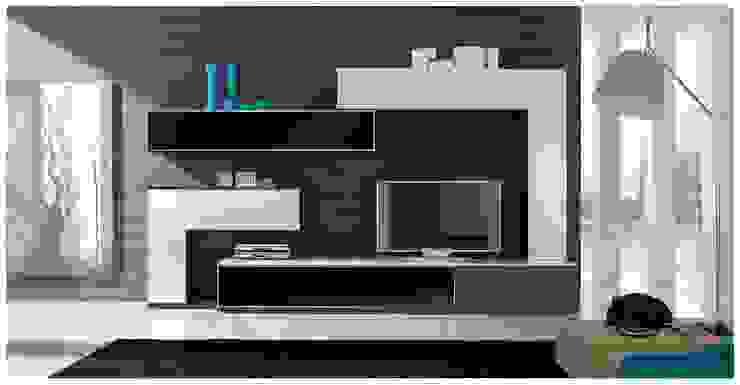 Rendering de Midea Muebles y Diseño interior Clásico