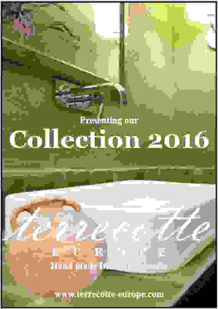Presenting our Collection 2016 Mediterrane kantoorgebouwen van Terrecotte Europe Mediterraan