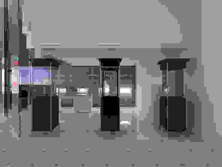 Joalharia Luboia   Luanda/Angola Lojas e Espaços comerciais minimalistas por Joana Neto   Interiores Minimalista