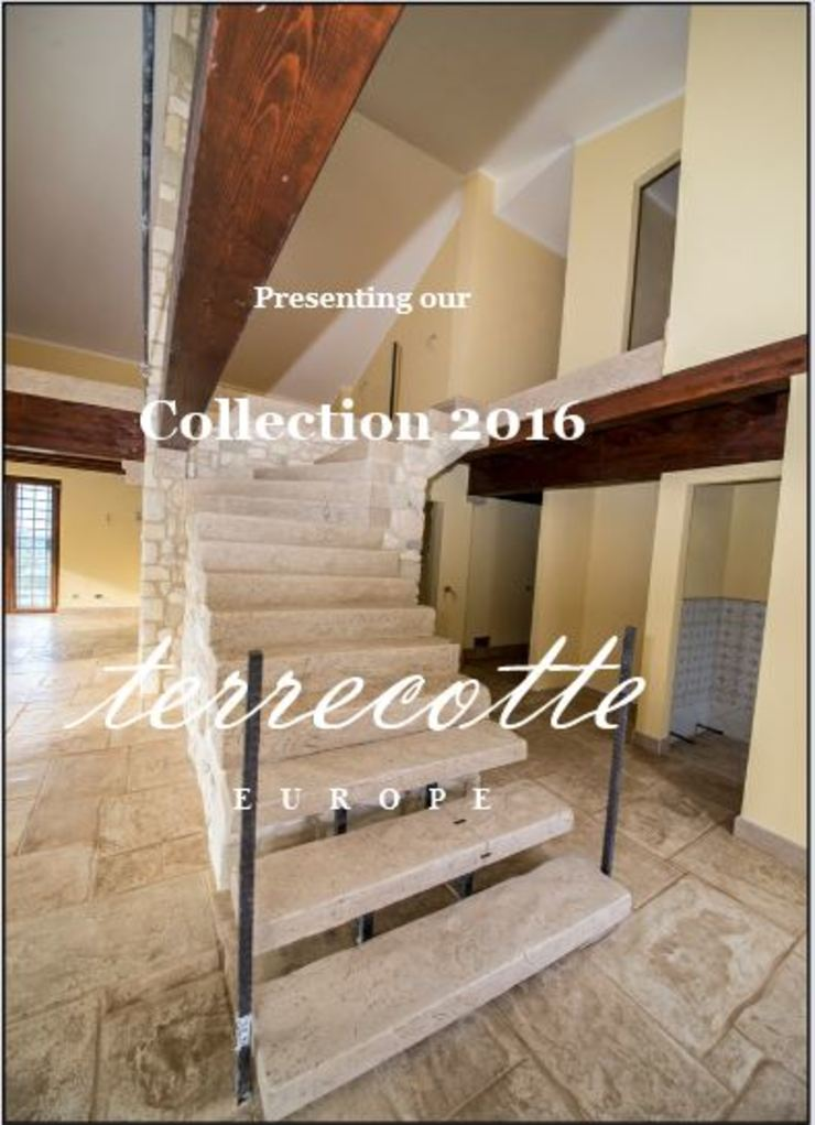 Presenting our Collection 2016 Mediterrane gastronomie van Terrecotte Europe Mediterraan