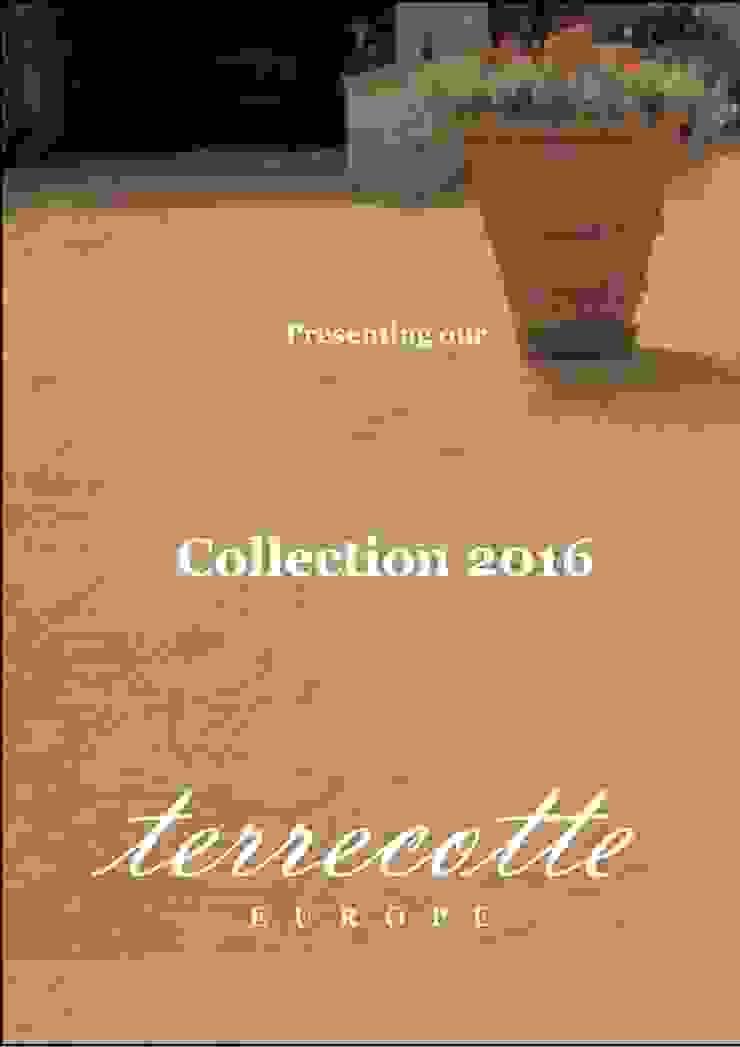 Presenting our Collection 2016 Mediterrane kantoorgebouwen van Terrecotte Europe Mediterraan Tegels