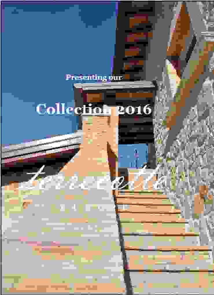 Presenting our Collection 2016 Mediterrane exhibitieruimten van Terrecotte Europe Mediterraan