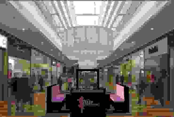 Miss Frou Frou – Beauty & Nail Care Lojas e Espaços comerciais minimalistas por Joana Neto   Interiores Minimalista