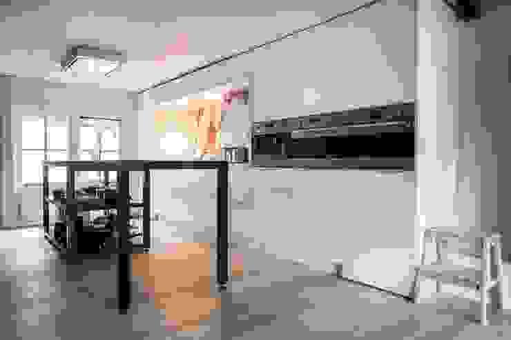 Appartement Keizersgracht van SMEELE Ontwerpt & Realiseert Modern