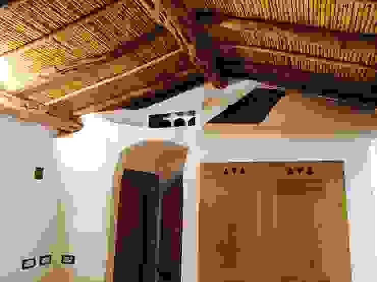 Progetto Studio Tecnico di Ingegneria e Architettura Dott. Ingegner Emanuele S. Muzzu Modern walls & floors