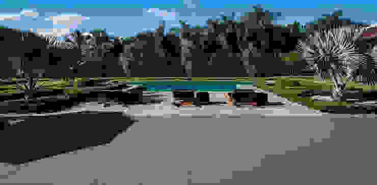 Casa Piscinas modernas por WMP Arquitetura e Ambientação Moderno