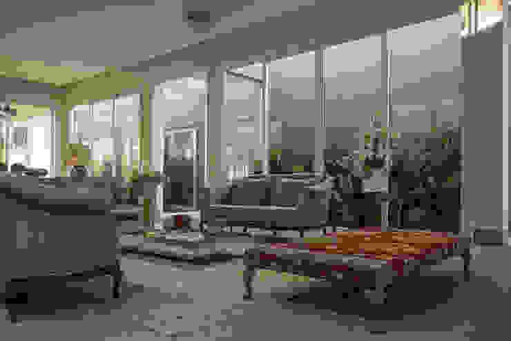 Casa Salas de estar modernas por WMP Arquitetura e Ambientação Moderno