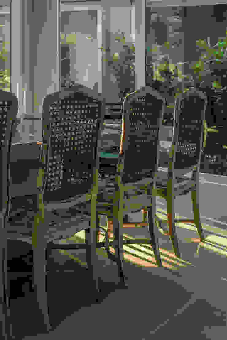 Casa Salas de jantar modernas por WMP Arquitetura e Ambientação Moderno