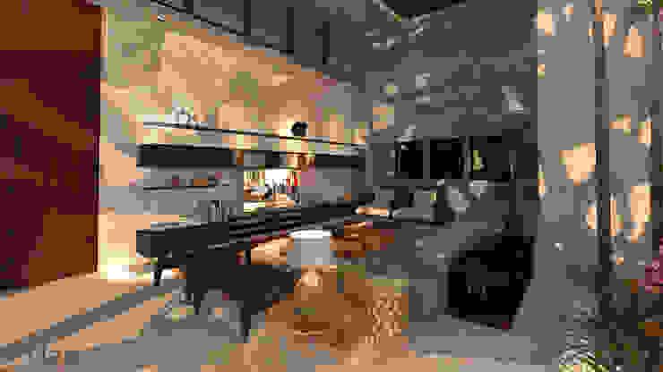 RESIDENCIA 012 – ITUMBIARA -GO por Mobile Arquitetura