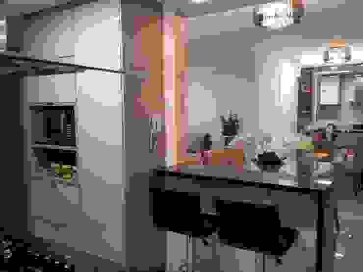 Beatrice Oliveira - Tricelle Home, Decor e Design Cucina moderna