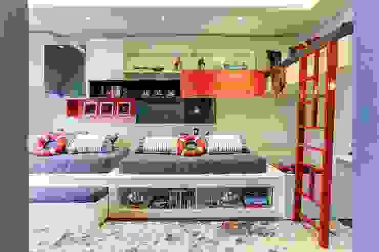 Nursery/kid's room by PURA IDEIA ARQUITETURA
