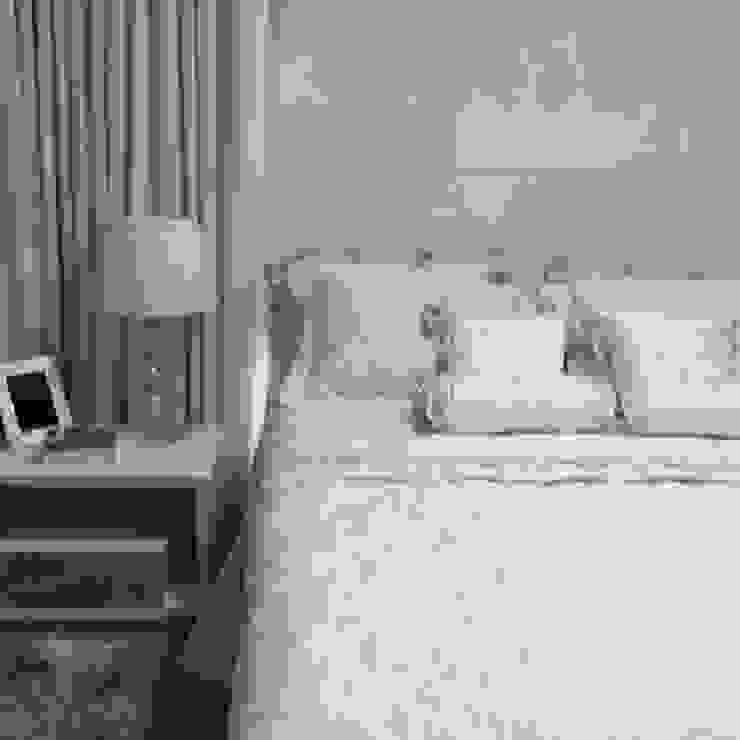 Beatrice Oliveira - Tricelle Home, Decor e Design Modern Bedroom