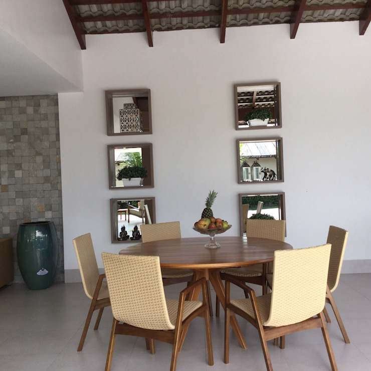 Beatrice Oliveira - Tricelle Home, Decor e Design Modern Terrace