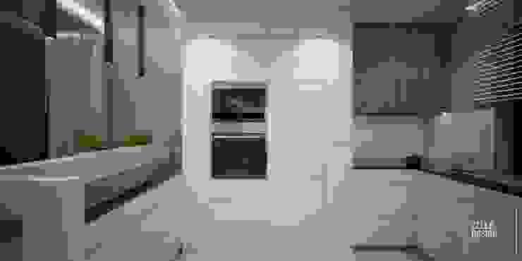 new house - experimental render od Zeler Design