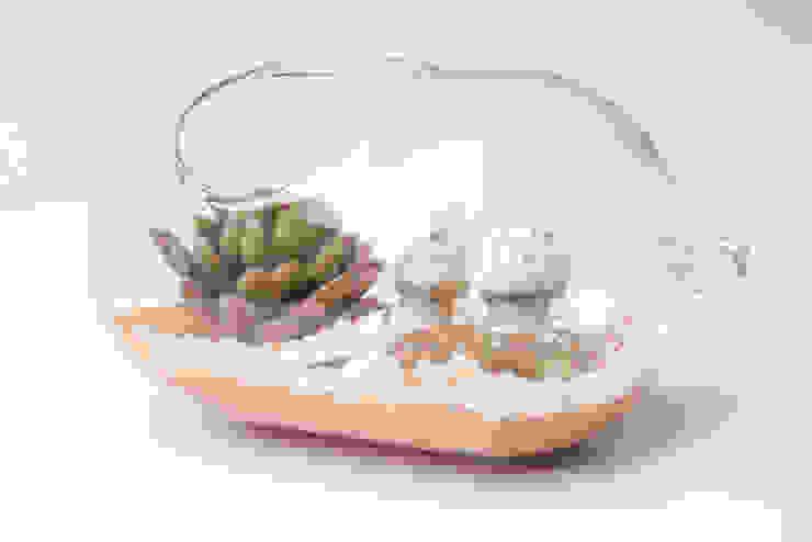 산호방향제 (CORAL PLASTER DIFFUSER): PLASTICFARM의 아시아틱 ,한옥