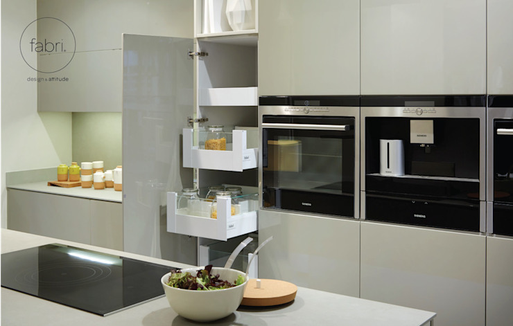 FABRI Kitchen Grey