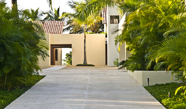 Casa Beidisia Casas modernas de José Vigil Arquitectos Moderno