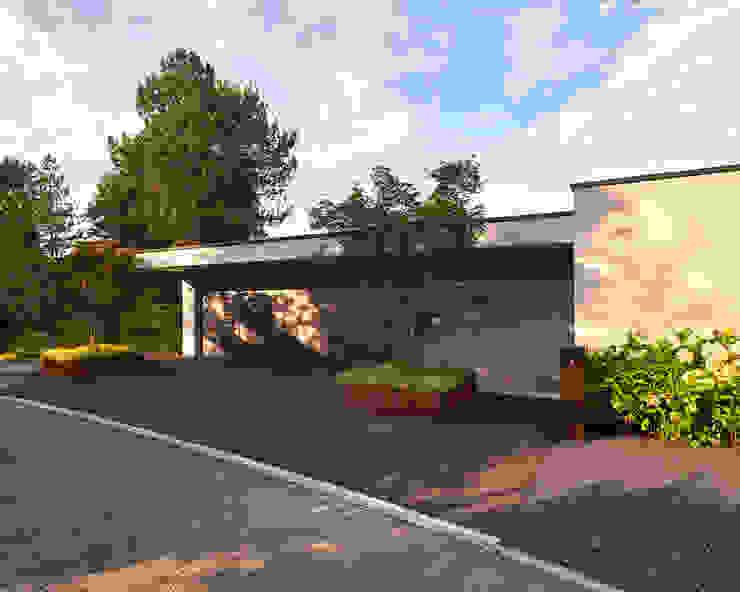 meier architekten zürich Modern garage/shed