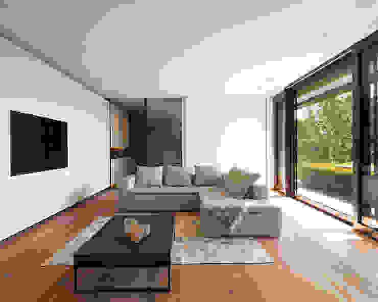 Objekt 329 / meier architekten Moderne Wohnzimmer von meier architekten zürich Modern