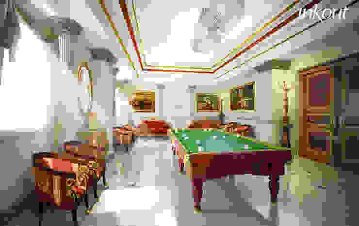 Billiard room Inkout srl Case classiche