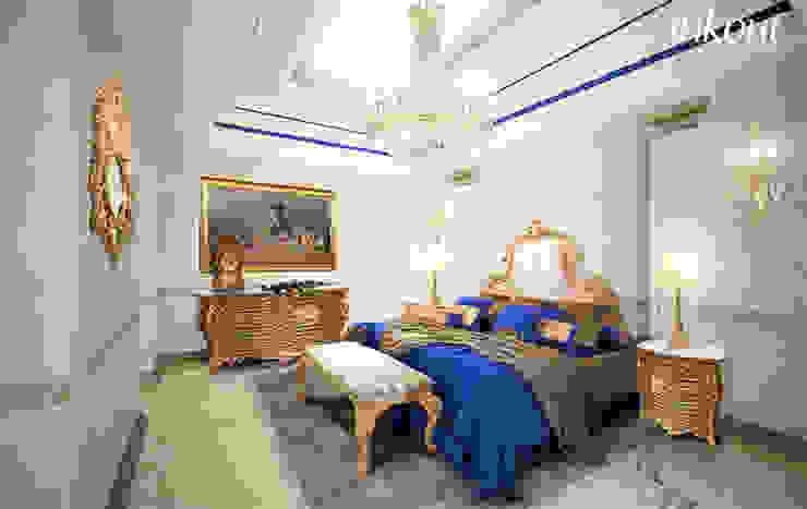 Bedroom Inkout srl Camera da letto in stile classico