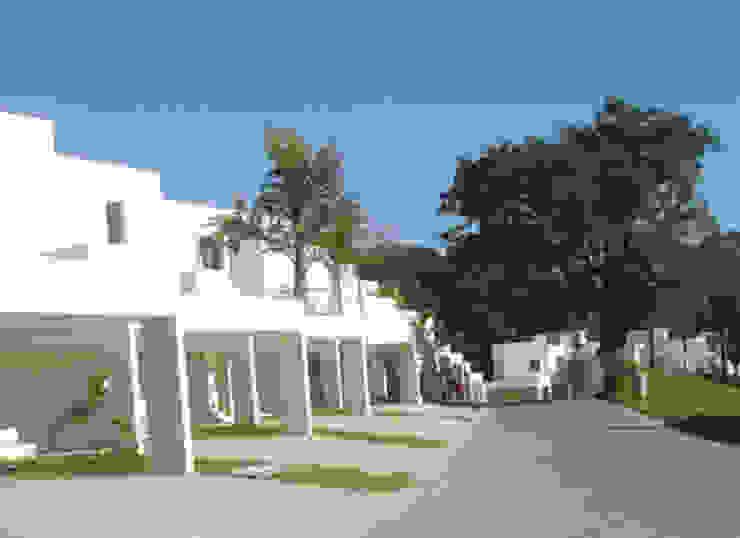 Alturas del Escalón Casas modernas de José Vigil Arquitectos Moderno