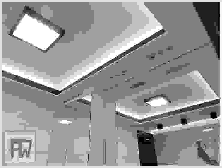 Kobaltowa dama - metamorfoza łazienki od PTW Studio