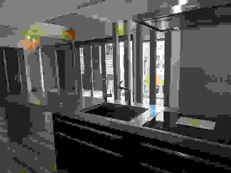 Modern living room by DIOMANO設計 Modern Wood Wood effect
