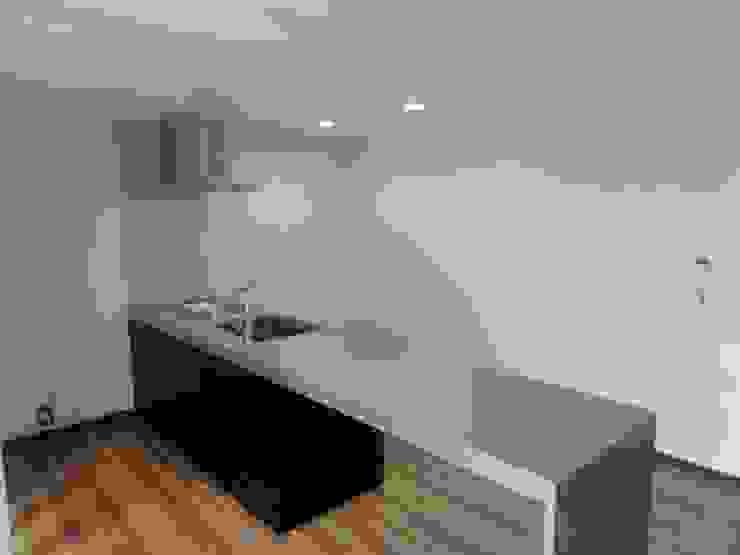 Modern kitchen by DIOMANO設計 Modern Wood Wood effect