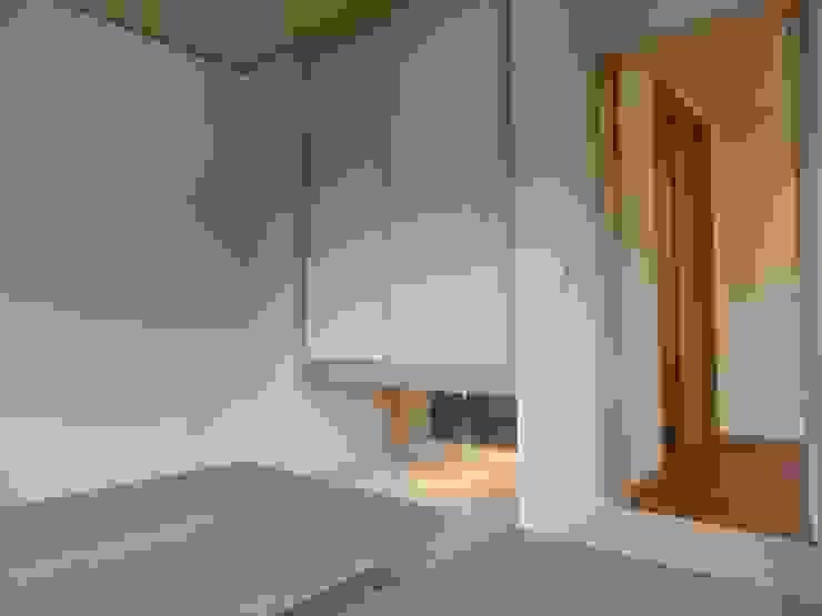 和室 和風デザインの 多目的室 の DIOMANO設計 和風 木 木目調