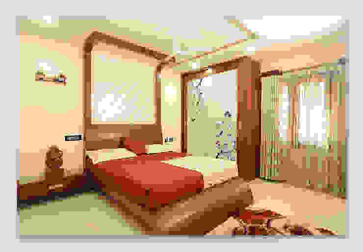 Duplex Villa: modern  by KozyDesignStudio,Modern