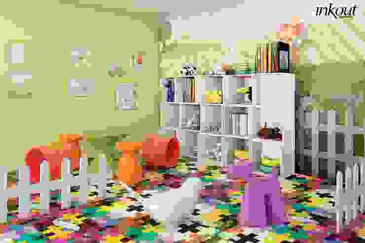 Детская комната в . Автор – Inkout srl,