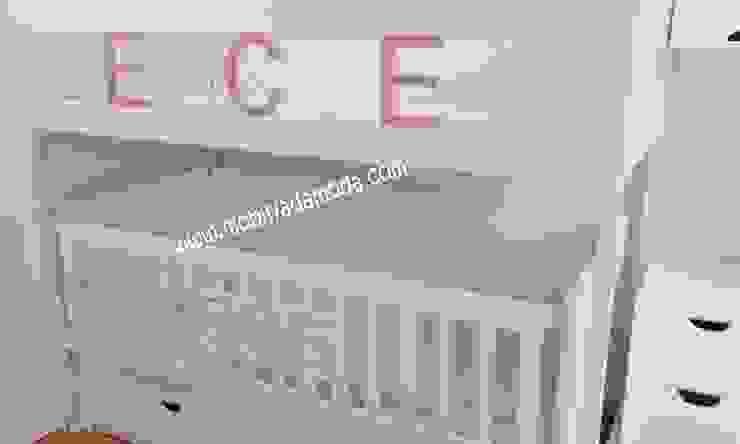 Ece'nin Odası/İstanbul Modern Çocuk Odası MOBİLYADA MODA Modern Ahşap Ahşap rengi