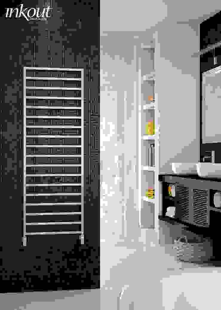 Inkout srl HouseholdAccessories & decoration Metal Grey
