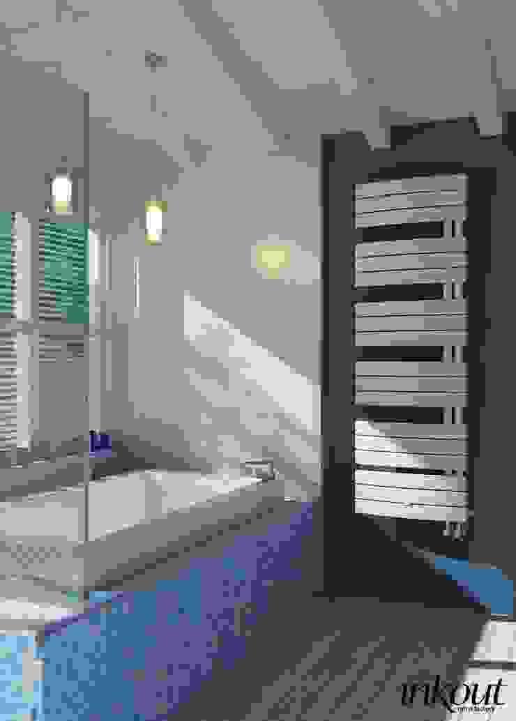 Inkout srl HouseholdAccessories & decoration Metal White