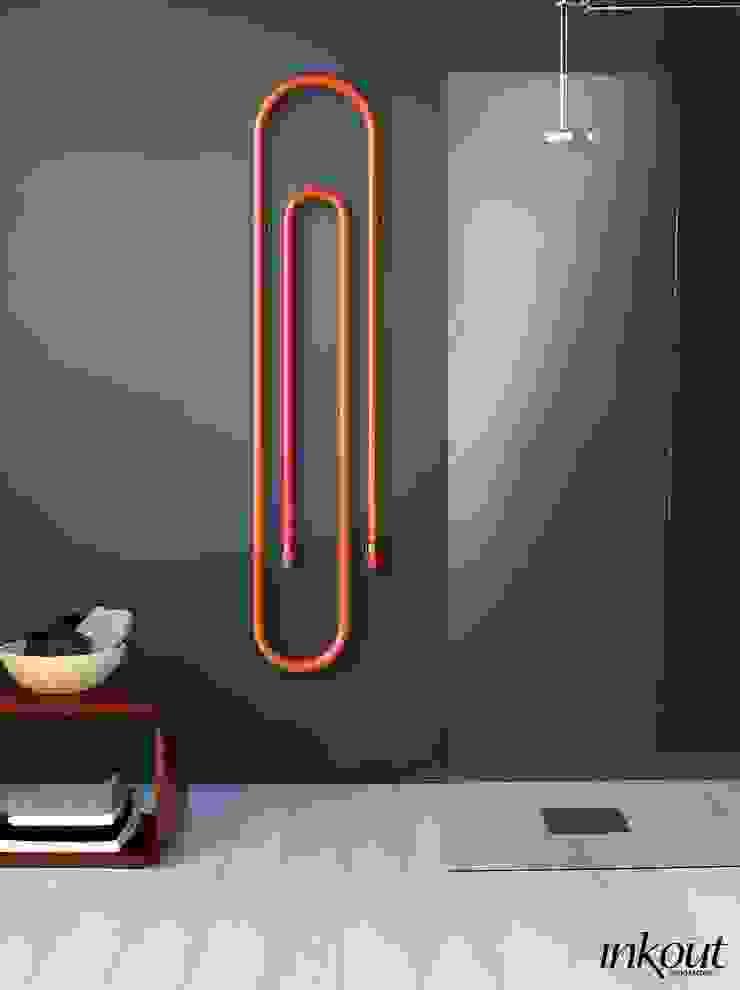 Inkout srl HouseholdAccessories & decoration Metal Orange