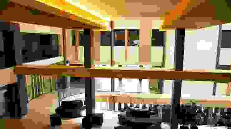 Hotel Four Views Oásis Hotéis modernos por Espaço FA – Arquitetura, Interiores e Decoração Moderno