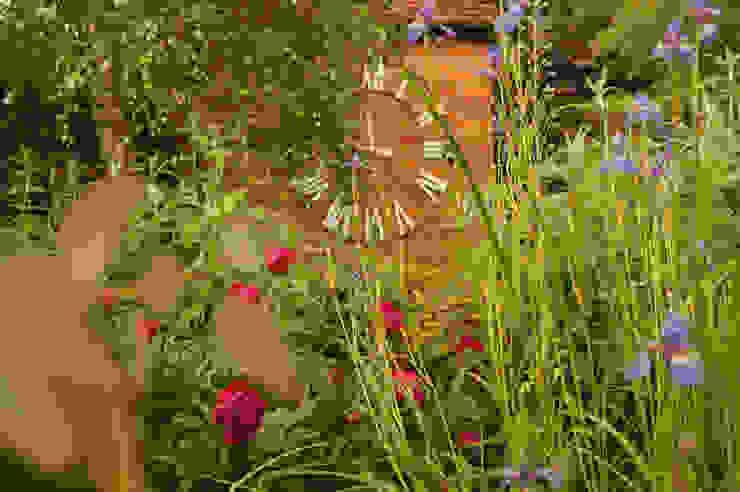 English Country Garden Jardines de estilo rústico de Yorkshire Gardens Rústico