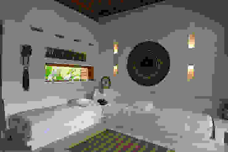 Спальня в стиле модерн от Kubik Lab Модерн