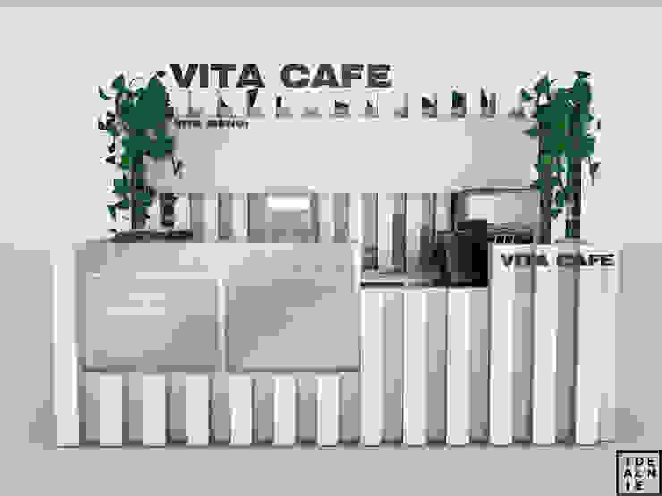 VITA CAFE - Stoisko gastronomiczne od IDEALNIE Pracownia Projektowa
