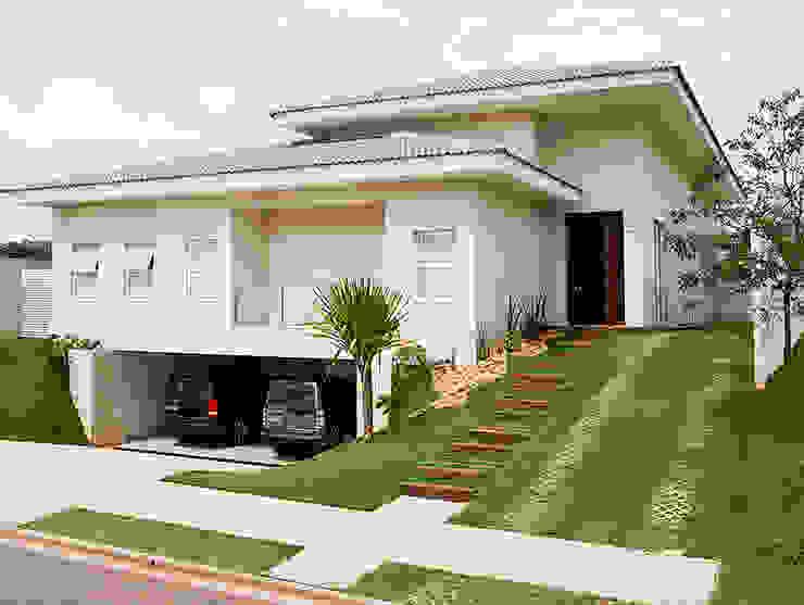 Maria Helena Caetano _ Arquitetura e Interiores 現代房屋設計點子、靈感 & 圖片