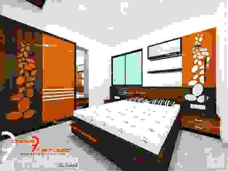 Desig9x Studio Modern Bedroom