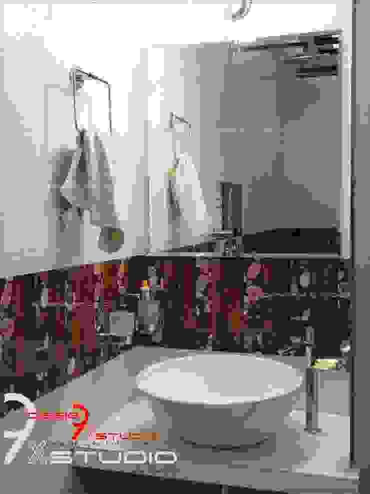 Bathroom designs Modern bathroom by Desig9x Studio Modern