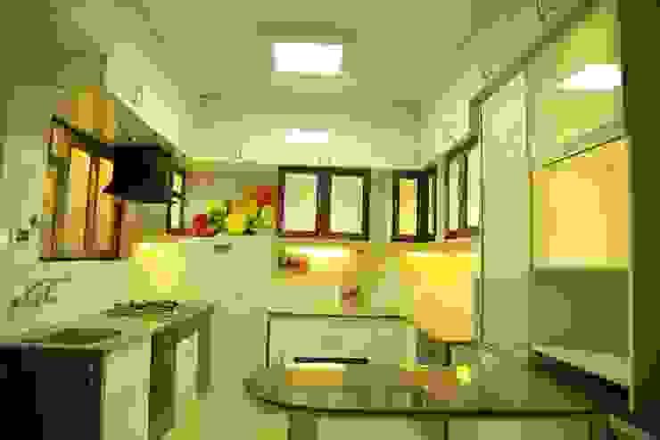 Kulkarni Project Modern kitchen by wynall interiors Modern