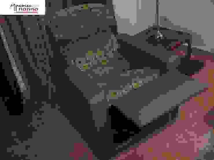 Sillón reclinable de Inversiones Il Nonno C.A Moderno