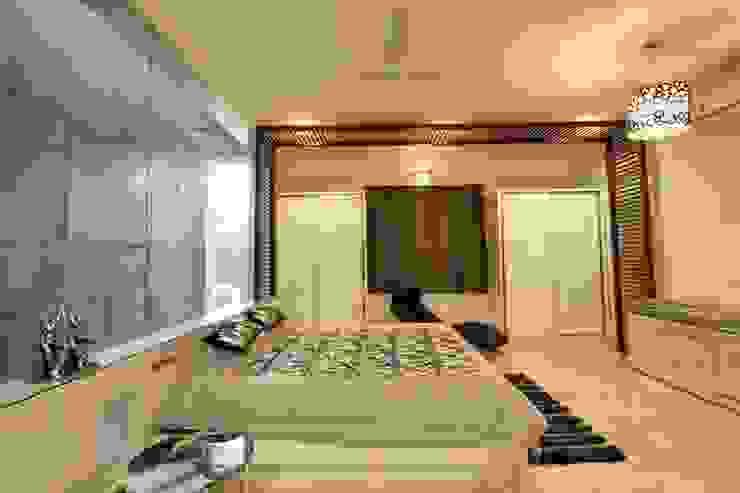Villa Project Modern style bedroom by Bansal Interiors Modern
